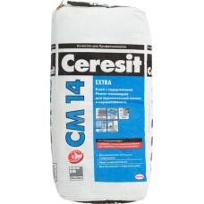 Клей для плитки и керамогранита Ceresit CM14  25 кг