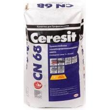 Самовыравнивающаяся финишная смесь Ceresit CN68  тонкослойная 25 кг